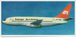 Indian Airlines Boeing B.737-2A8 VT-EAL
