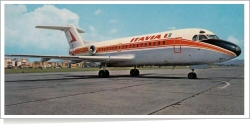 Itavia Fokker F-28-1000 unknown