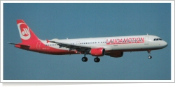 Laudamotion Airbus A-321-211 OE-LCG