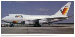 Avia Airlines Boeing B.747SP-44 ZS-SPC