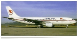 Onur Air Airbus A-300B4-103 TC-ONK