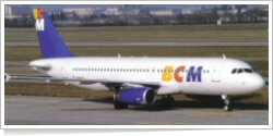 BCM Airlines Airbus A-320-231 EC-GKM