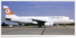 THY Turkish Airlines Airbus A-320-231 EI-TLJ