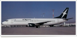 Axon Airlines Boeing B.737-4Y0 SX-BLN