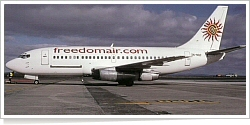 Freedom Air International Boeing B.737-219C ZK-NQC