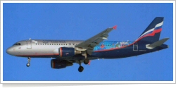 Aeroflot Russian Airlines Airbus A-320-214 VP-BRZ