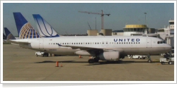 United Airlines Airbus A-320-232 N433UA