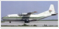 Iraqi Airways Antonov An-12BP YI-AFJ