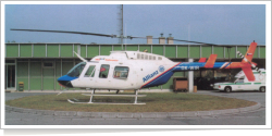 Alfa Helicopter Bell 206L-3 Long Ranger III OK-WIR