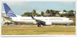 Copa Airlines Boeing B.737-8V3 HP-1522CMP