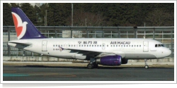 Air Macau Airbus A-319-132 B-MAO