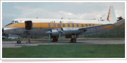 Lao Air Lines Vickers Viscount 806 G-APKF