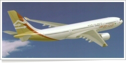 Libyan Airlines Airbus A-330-200 unknown