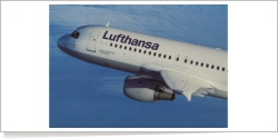 Lufthansa Airbus A-320-200 unknown