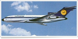 Lufthansa Boeing B.727-100 unknown