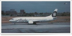 Alaska Airlines Boeing B.737-4Q8 N755AS