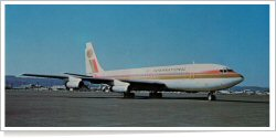 Club International Boeing B.707-131 N735T