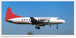 Northwest Airlines Convair CV-580 N4822C