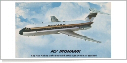 Mohawk Airlines British Aircraft Corp (BAC) BAC 1-11-200 unknown