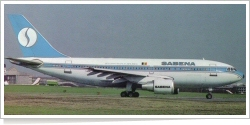 SABENA Airbus A-310-222 OO-SCA
