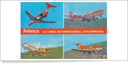 Avianca Colombia Boeing B.720 unknown