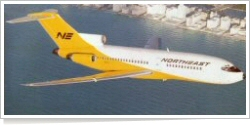 Northeast Airlines Boeing B.727-100 unknown