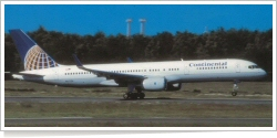 Continental Airlines Boeing B.757-224 N67134