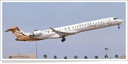 Libyan Airlines Bombardier / Canadair CRJ-900ER 5A-LAB