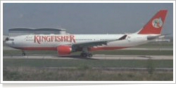 Kingfisher Airlines Airbus A-330-223 F-WWKA