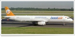 BestAir Airbus A-321-131 TC-TUC