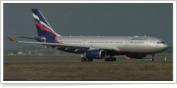 Aeroflot Russian Airlines Airbus A-330-243 VP-BLX