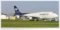 World Airways Boeing B.747-4H6 N740WA