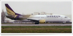 Shaheen Air International Boeing B.737-4H6 N829AR