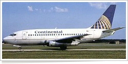 Continental Airlines Boeing B.737-130 N77204