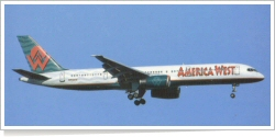 America West Airlines Boeing B.757-225 N913AW