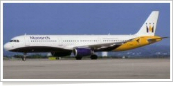 Monarch Airlines Airbus A-321-231 G-OZBE