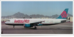 America West Airlines Airbus A-320-232 N642AW