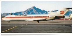 Continental Airlines Boeing B.727-200 unknown