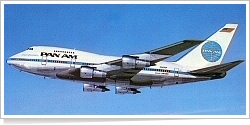 Pan Am Boeing B.747SP-21 N347SP