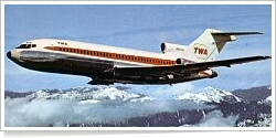 Trans World Airlines Boeing B.727-31 N853TW