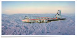 Pacific Northern Airlines Douglas DC-4 (C-54B-DO) N9395C