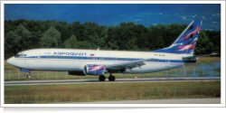 Aeroflot Russian International Airlines Boeing B.737-4M0 VP-BAM