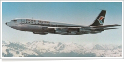 Pacific Western Airlines Boeing B.707-138B unknown