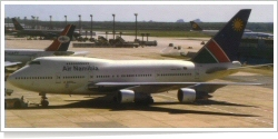 Air Namibia Boeing B.747SP-44 ZS-SPC