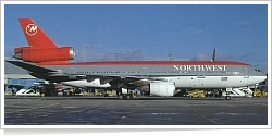 Northwest Airlines McDonnell Douglas DC-10-40 N147US