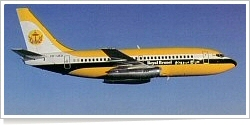 Royal Brunei Airlines Boeing B.737-2M6C VR-UED