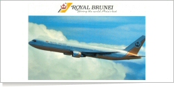 Royal Brunei Airlines Boeing B.767-300 [ER] unknown