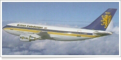 British Caledonian Airways Airbus A-310-202 unknown