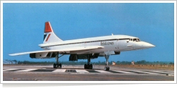 British Airways Aerospatiale / BAC Concorde 102 G-BOAG