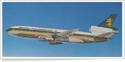 British Caledonian Airways McDonnell Douglas DC-10-30 unknown